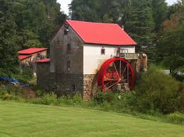 Old Mill of Guilford  Exterior