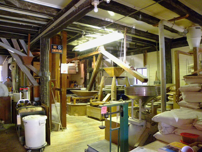 Old Mill of Guilford Interior