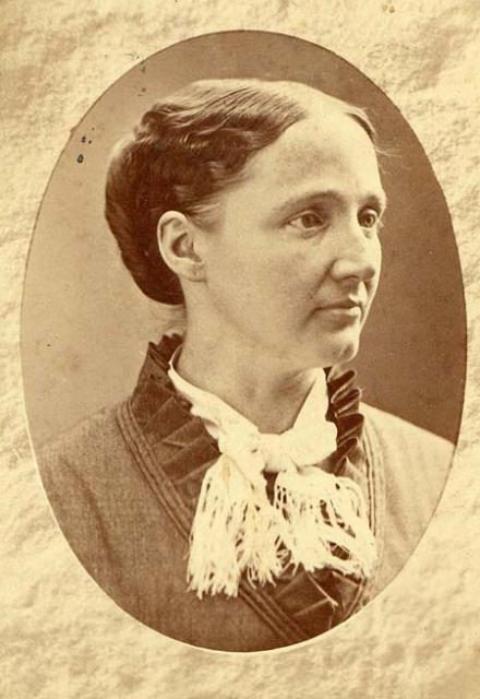 Undated photo of Abbie Danforth