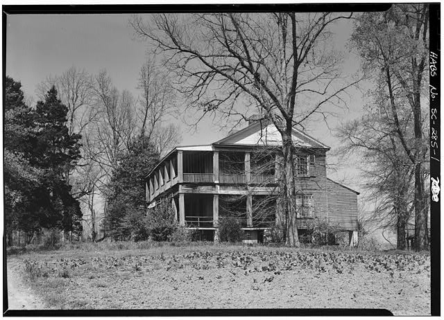 Woodburn Plantation House