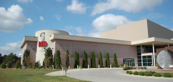 The Red Skelton Museum of American Comedy.