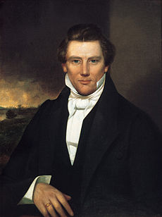 1840s portrait of Joseph Smith