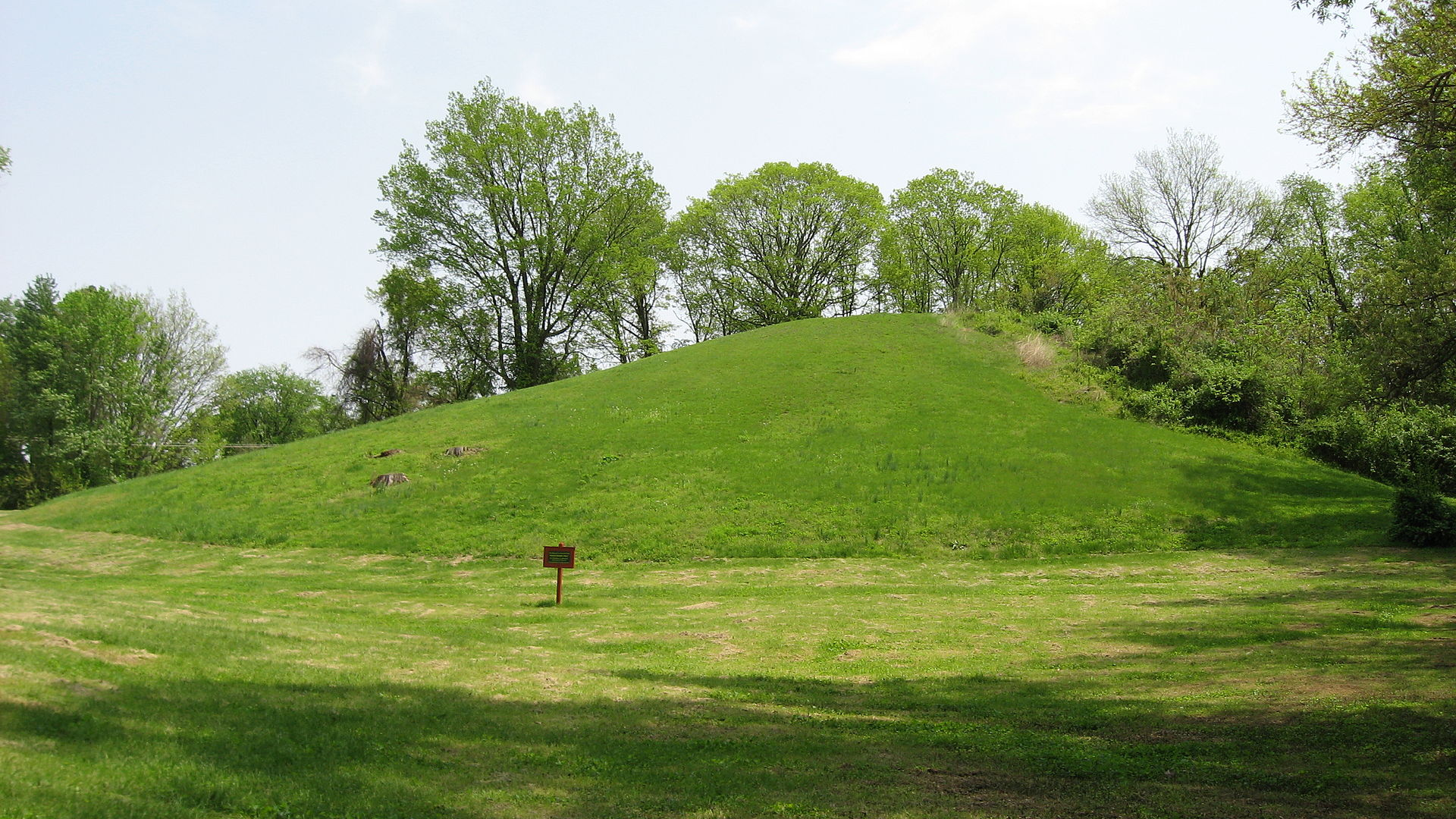 Pyramid Mound