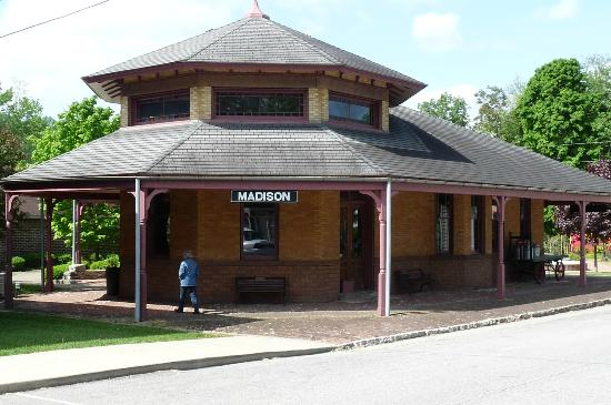 The Railroad Station Museum