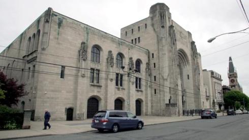 Scranton Cultural Center as it looks today