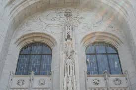 Stained-glass windows of the Center