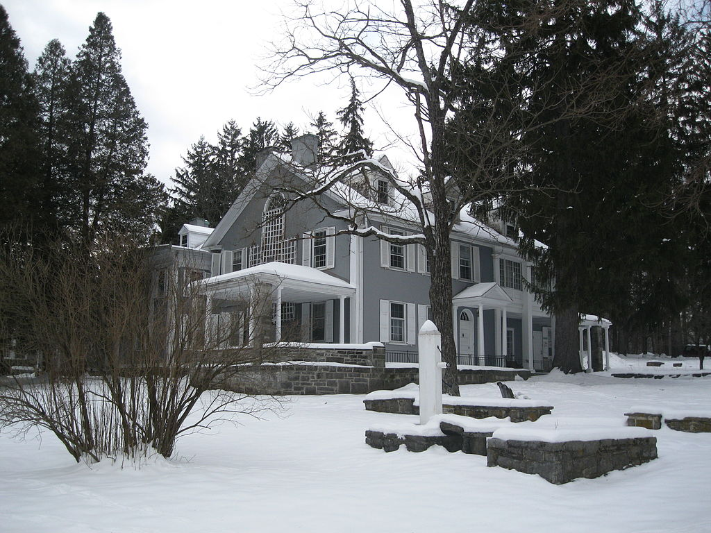Boal Mansion as of 2009