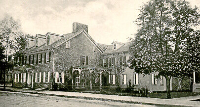 Miles-Humes House/Potter Home circa 1890s