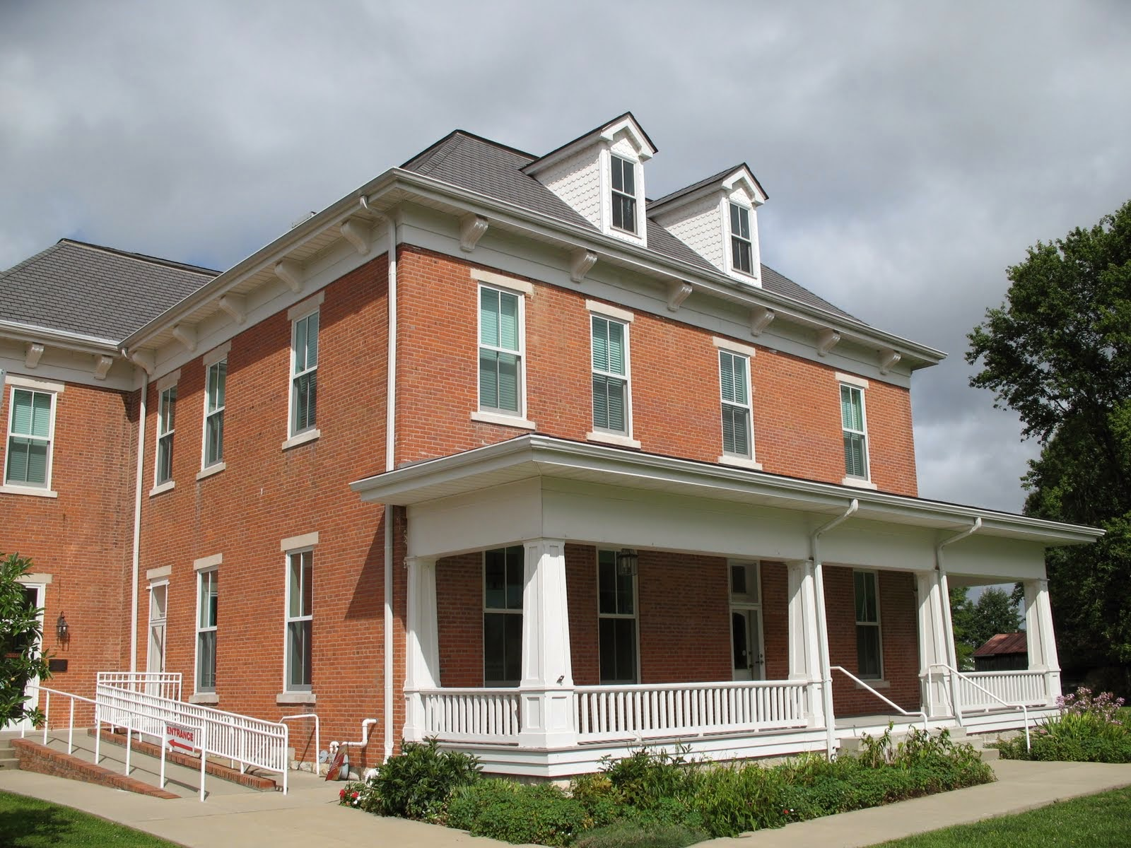 The Scott County Heritage Center and Museum