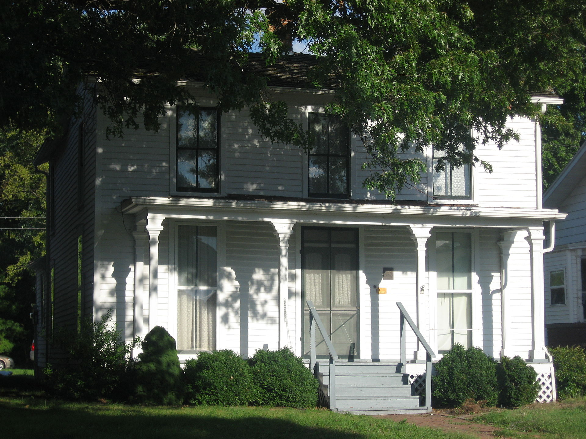 William Jennings Bryan's Boyhood Home