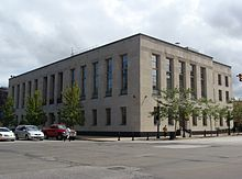 1937 courthouse as it looks today