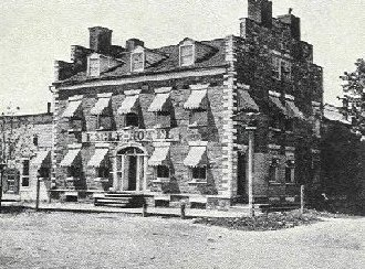 Eagle Hotel in 1910
