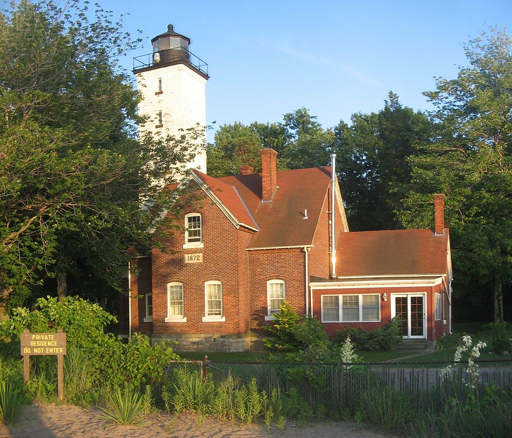 Presque Isle Lighthouse as it looks today