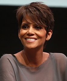 Halle Berry, named after the store.