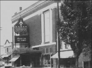 Ohio Theatre in 1922