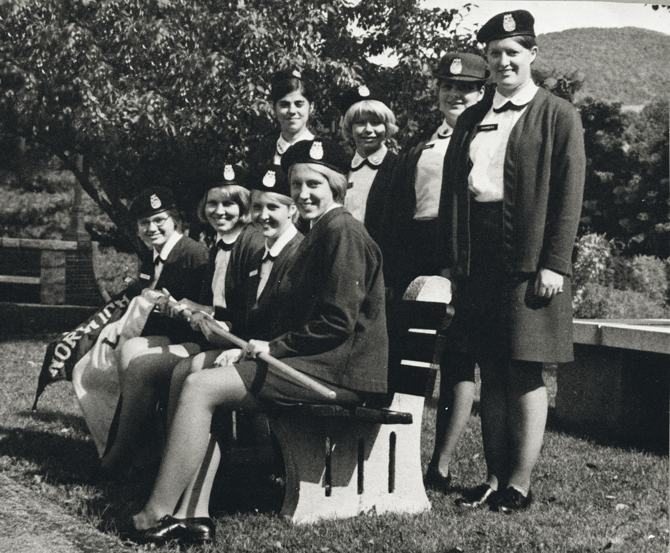 Women of Norwich: Trailblazers and Torchbearers opens August 21 and runs through December 18, 2015. The exhibit will look at women at Norwich as students and members of the Corps of Cadets and the wives of Norwich's presidents.