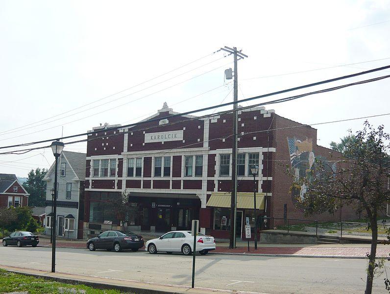 The Karolcik Building.