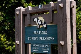 Trails, bridle paths, wetland boardwalks, observation decks, bridges and fishing docks make the Sea Pines Forest Preserve an enjoyable place for visitors.