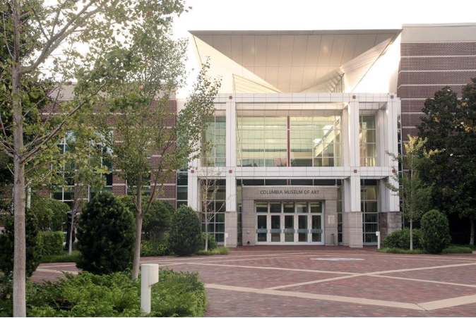 Columbia Museum of Art (Photo courtesy of the Columbia Museum of Art)