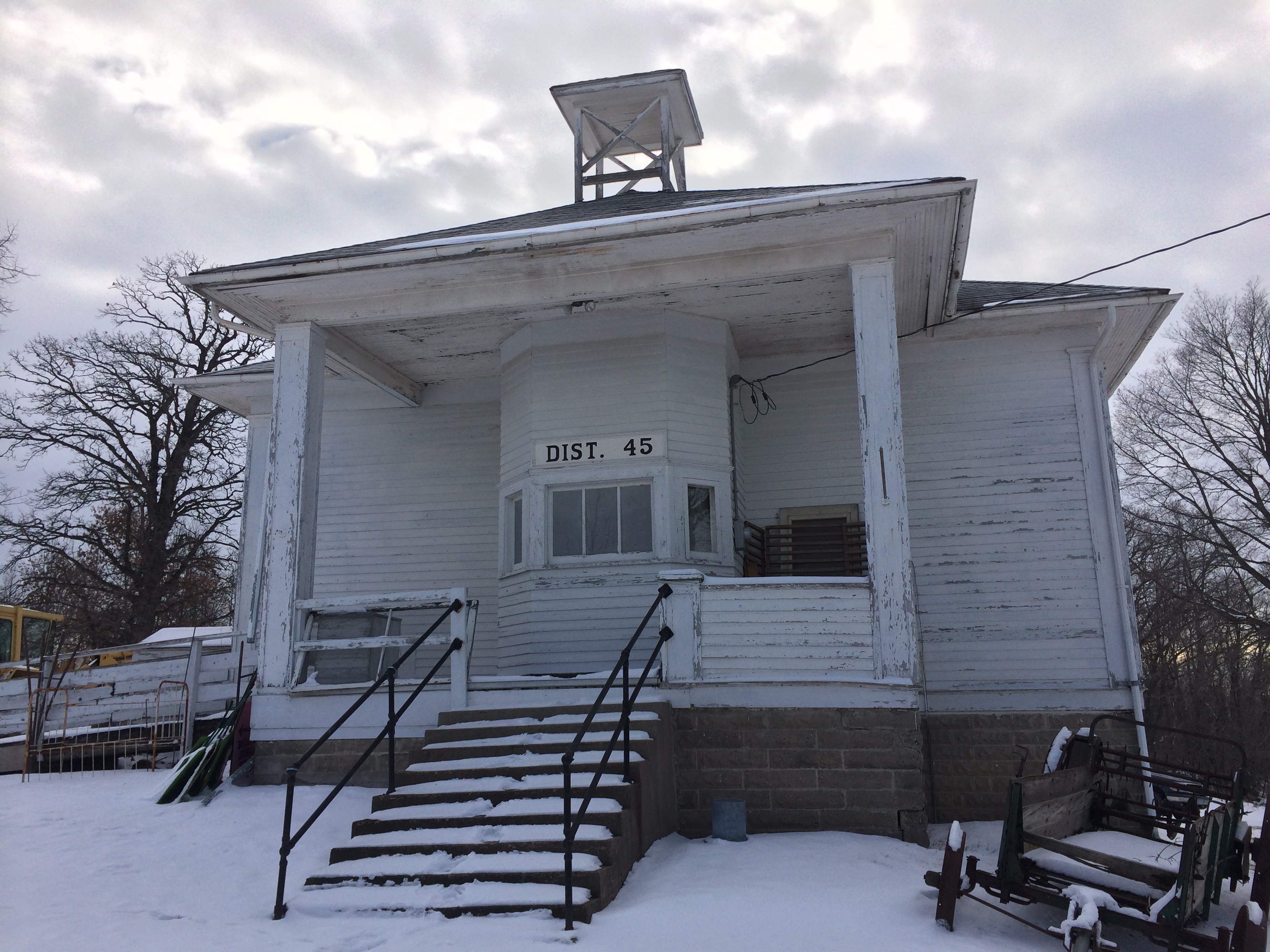 Hennessey Hill School House