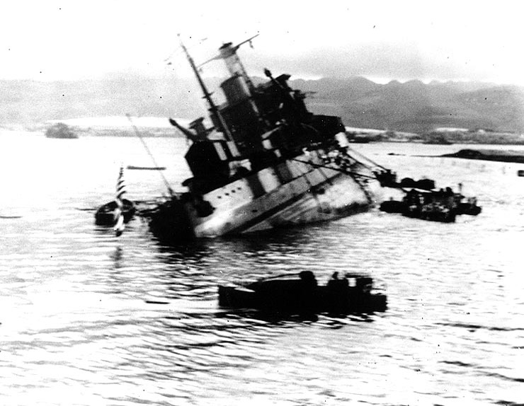 Utah capsizing