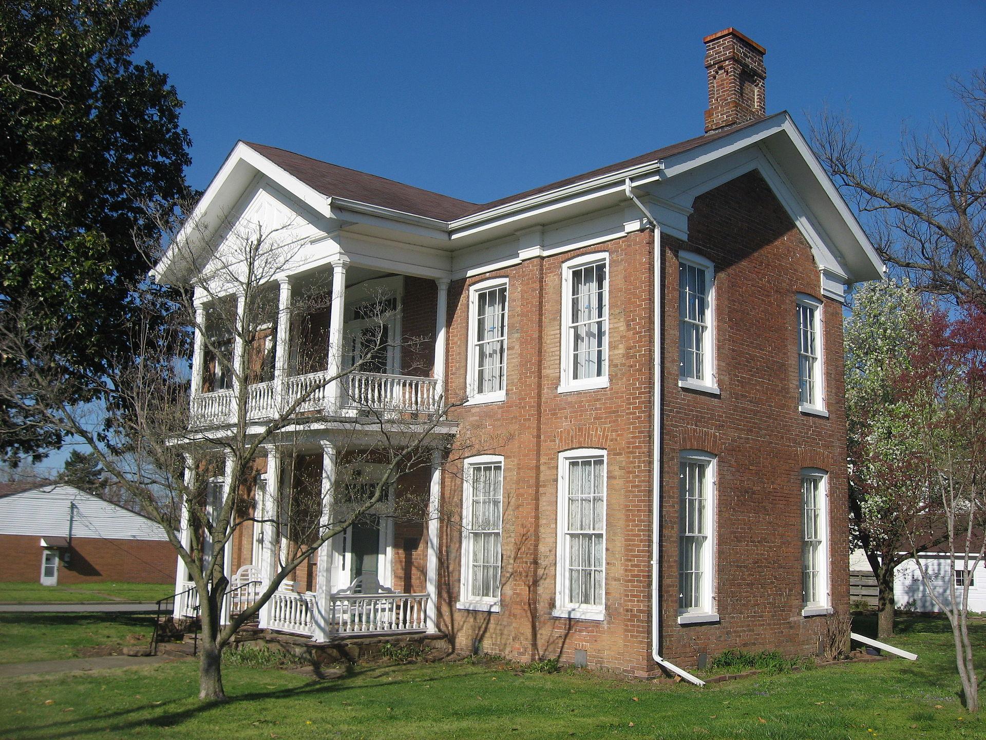 The Elijah P. Curtis House