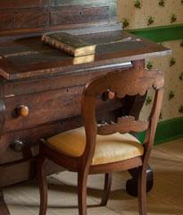 Desk in Polk home