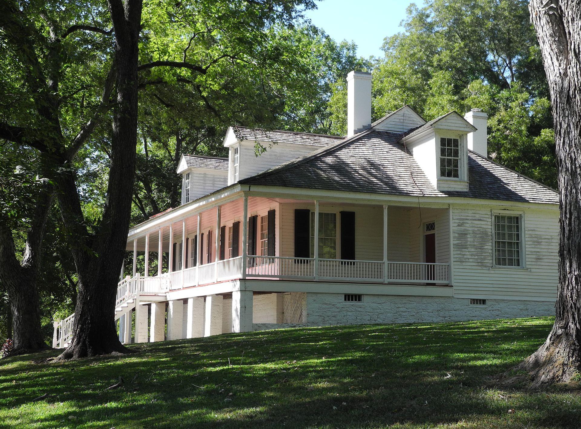 The Pierre Menard House