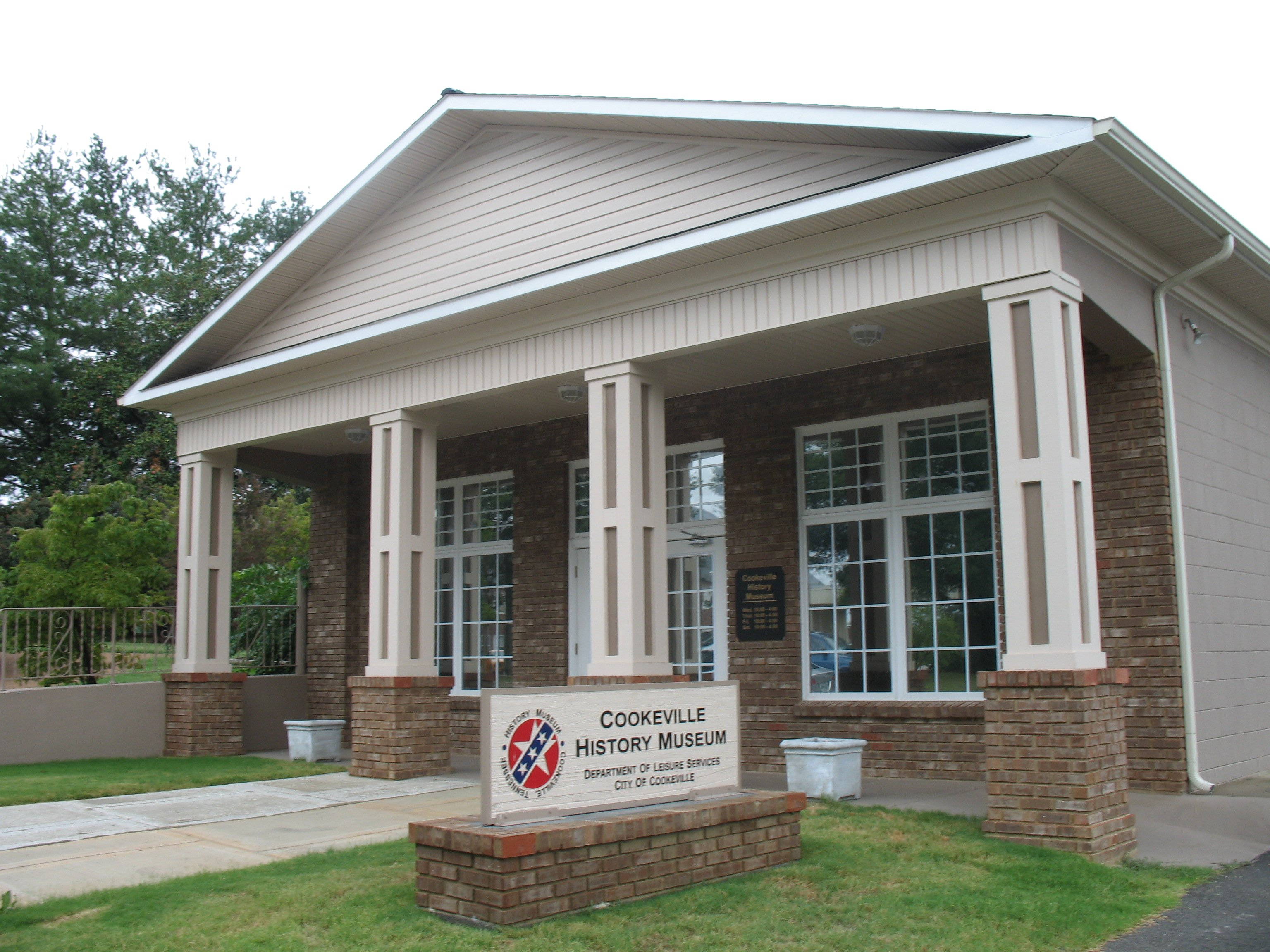 The Cookeville History Museum