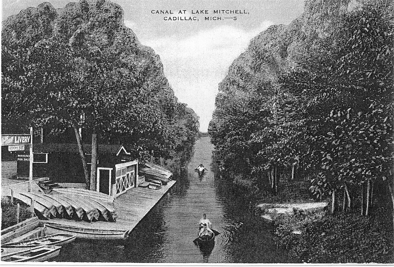 Recreation on the canal