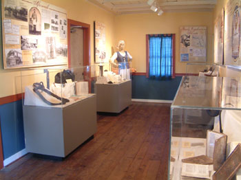 The home includes a number of exhibits related to Florida's African American history.