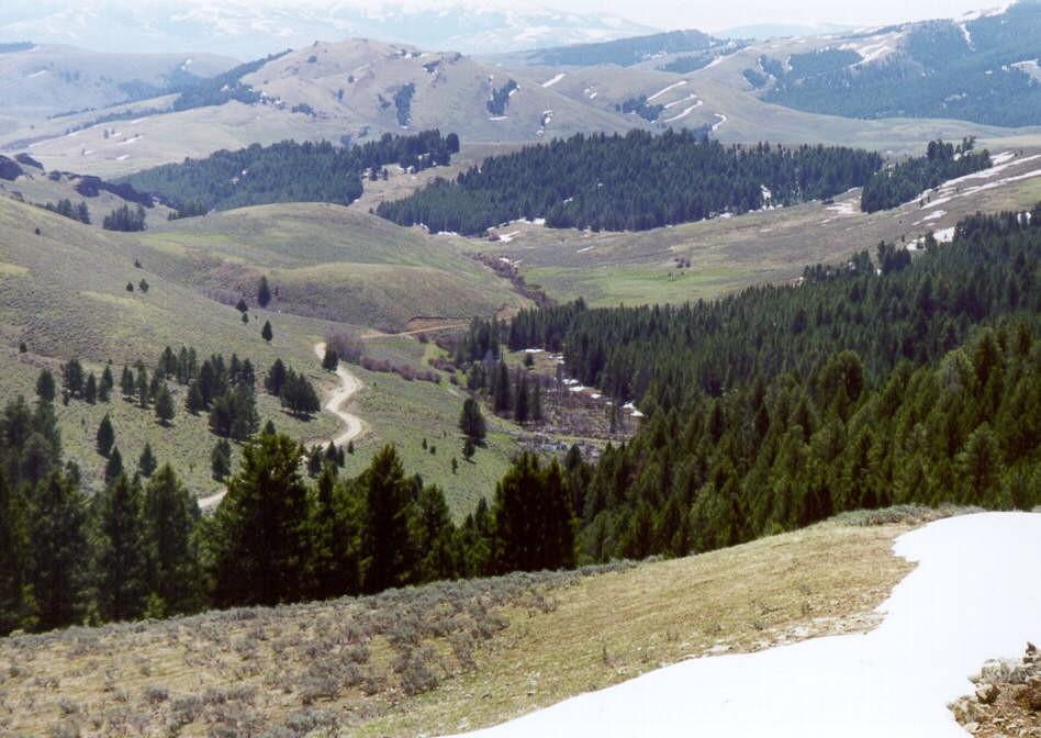 Lehmi Pass