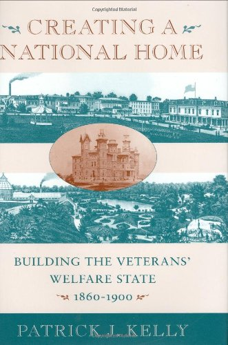 For more information about the larger history of Veterans' homes and welfare, please read Creating a National Home: Building the Veterans' Welfare State, 1860-1900.