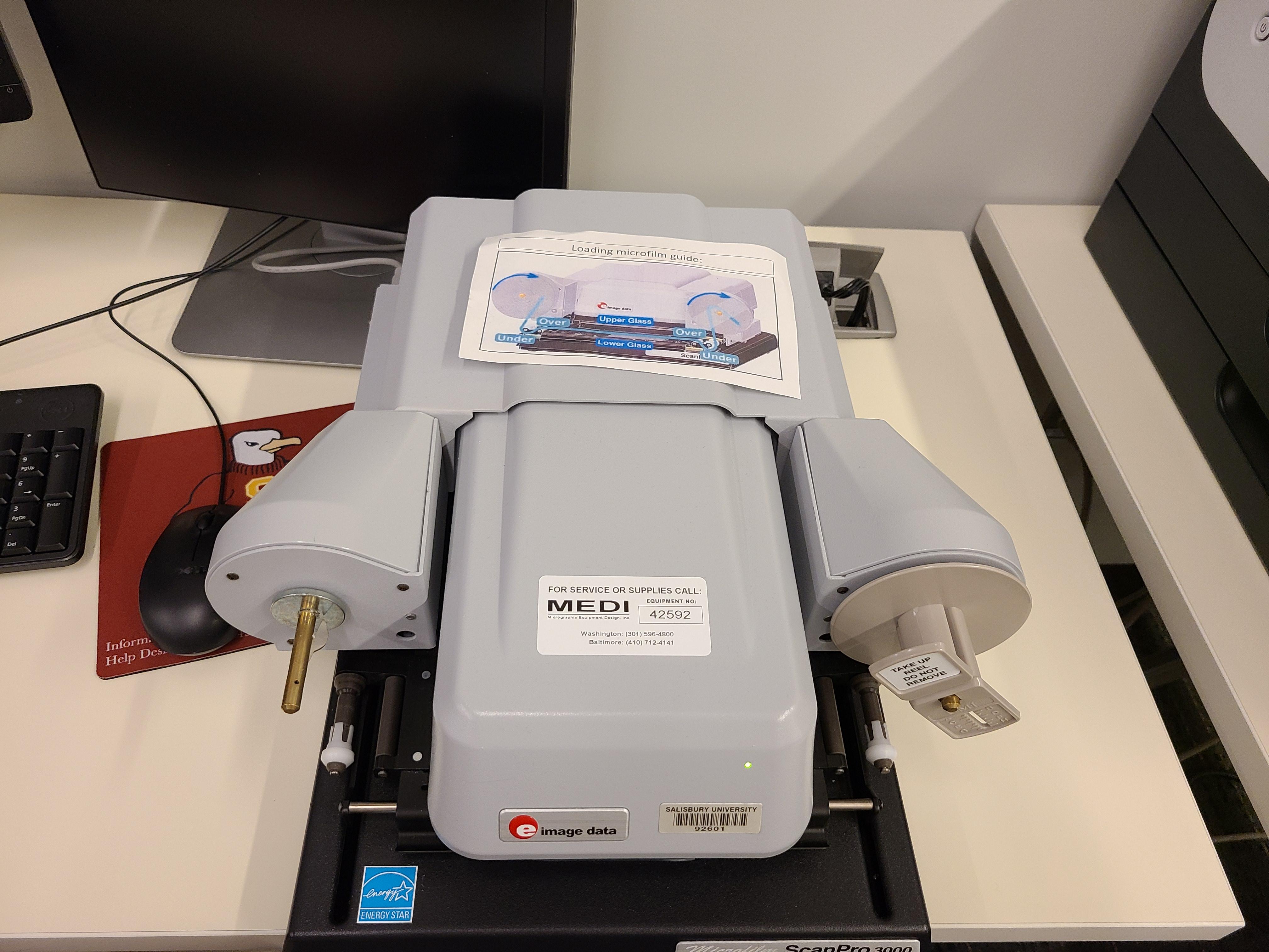 Microform Printer/Scanners