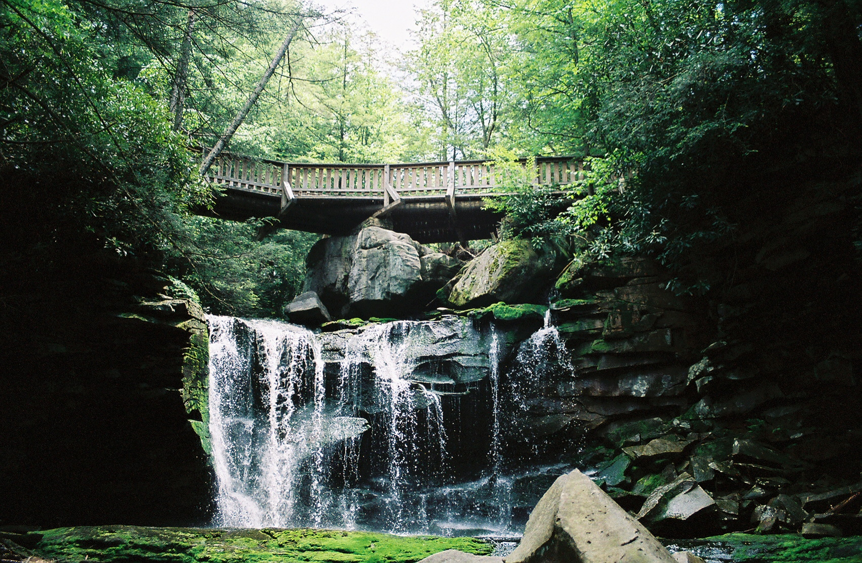 Elakala Falls