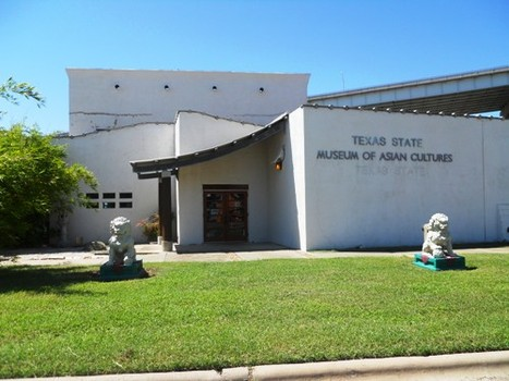 The Texas State Museum of Asian Cultures