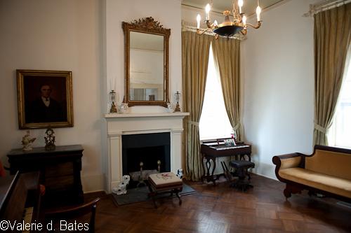 Interior view. Credit: Valerie D. Bates