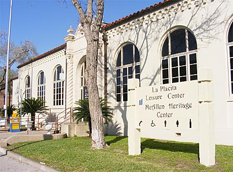 The McAllen Heritage Center