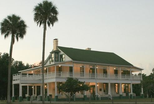 The Manor at Dusk