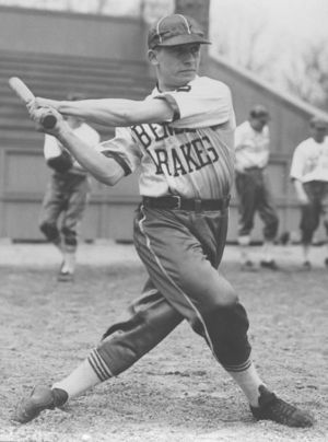Bendix Field was originally played on by the Bendix Brakes, an all-male softball team in the manufacturing leagues.