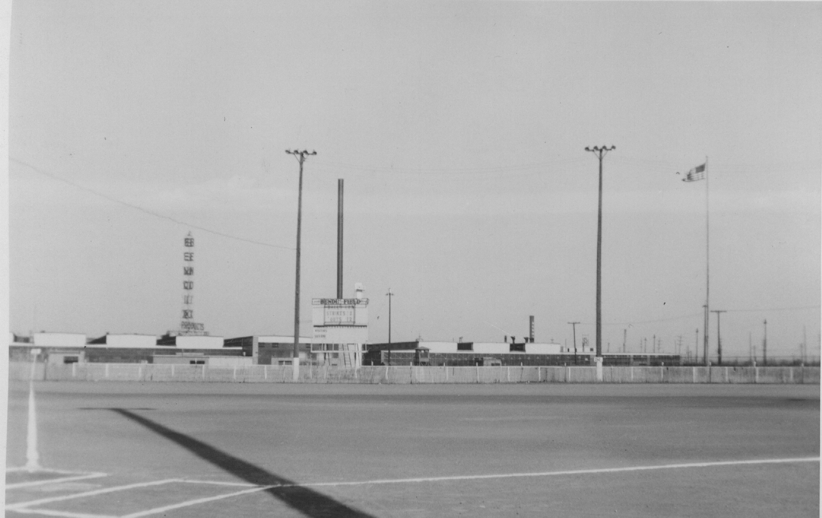 Bendix Field (courtesy of Center for History, South Bend)