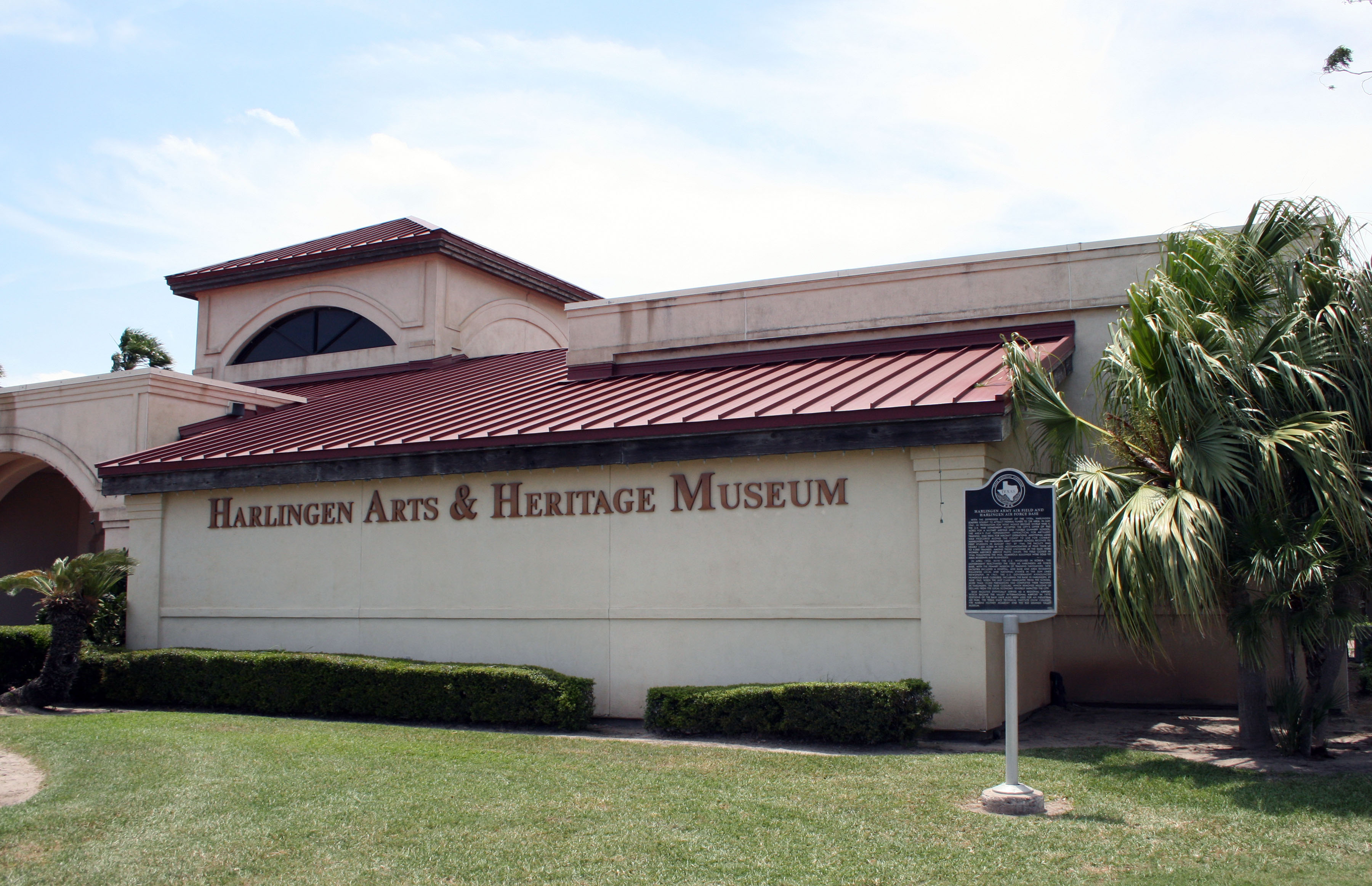 The Harlingen Arts and Heritage Museum