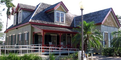 The Lon C. Hill House