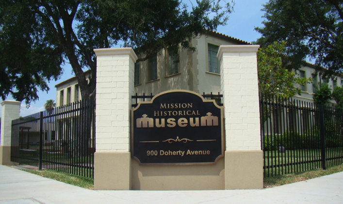 The Mission Historical Museum