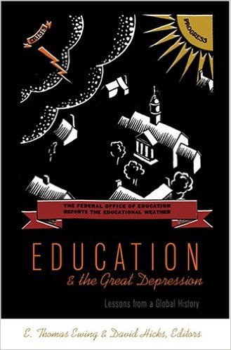To learn how the Great Depression affected teachers throughout the world, please read Education and the Great Depression: Lessons from a Global History. Click the link below to learn more about this book.