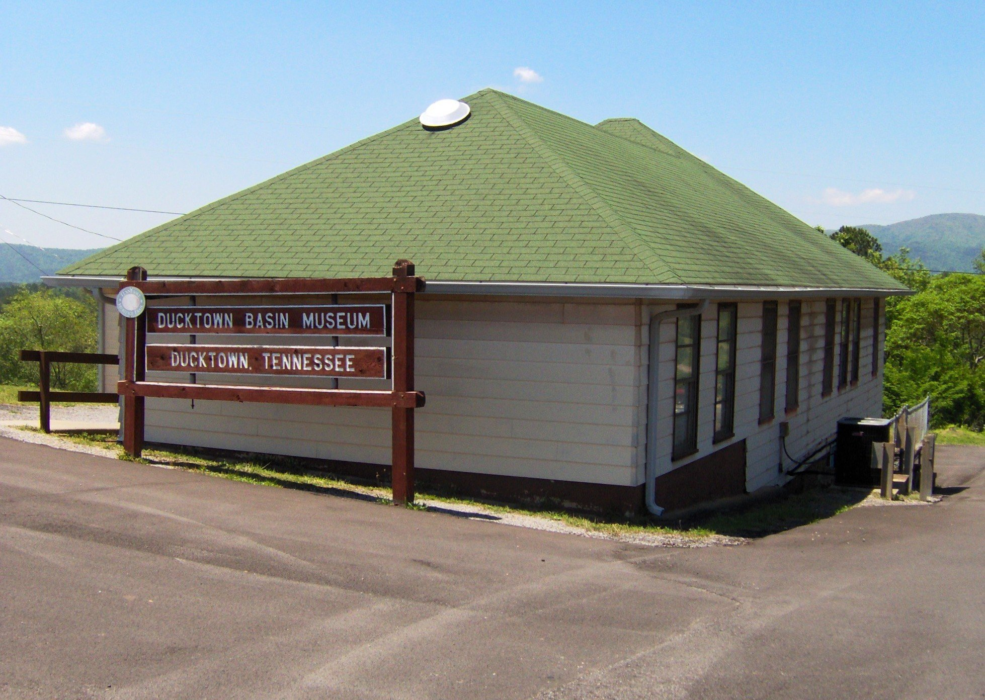 The Ducktown Basin Museum
