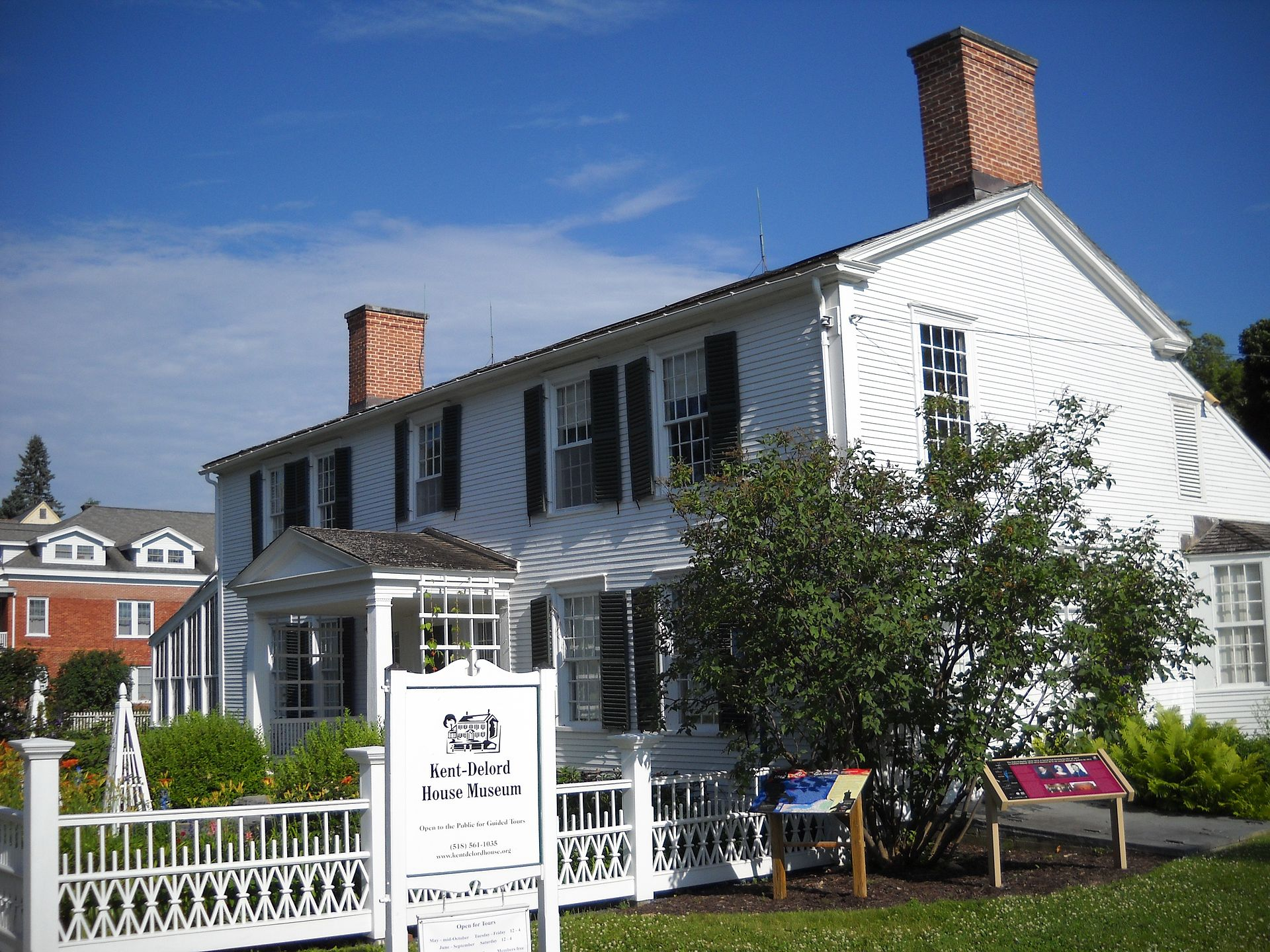 The Kent-Delord House Museum
