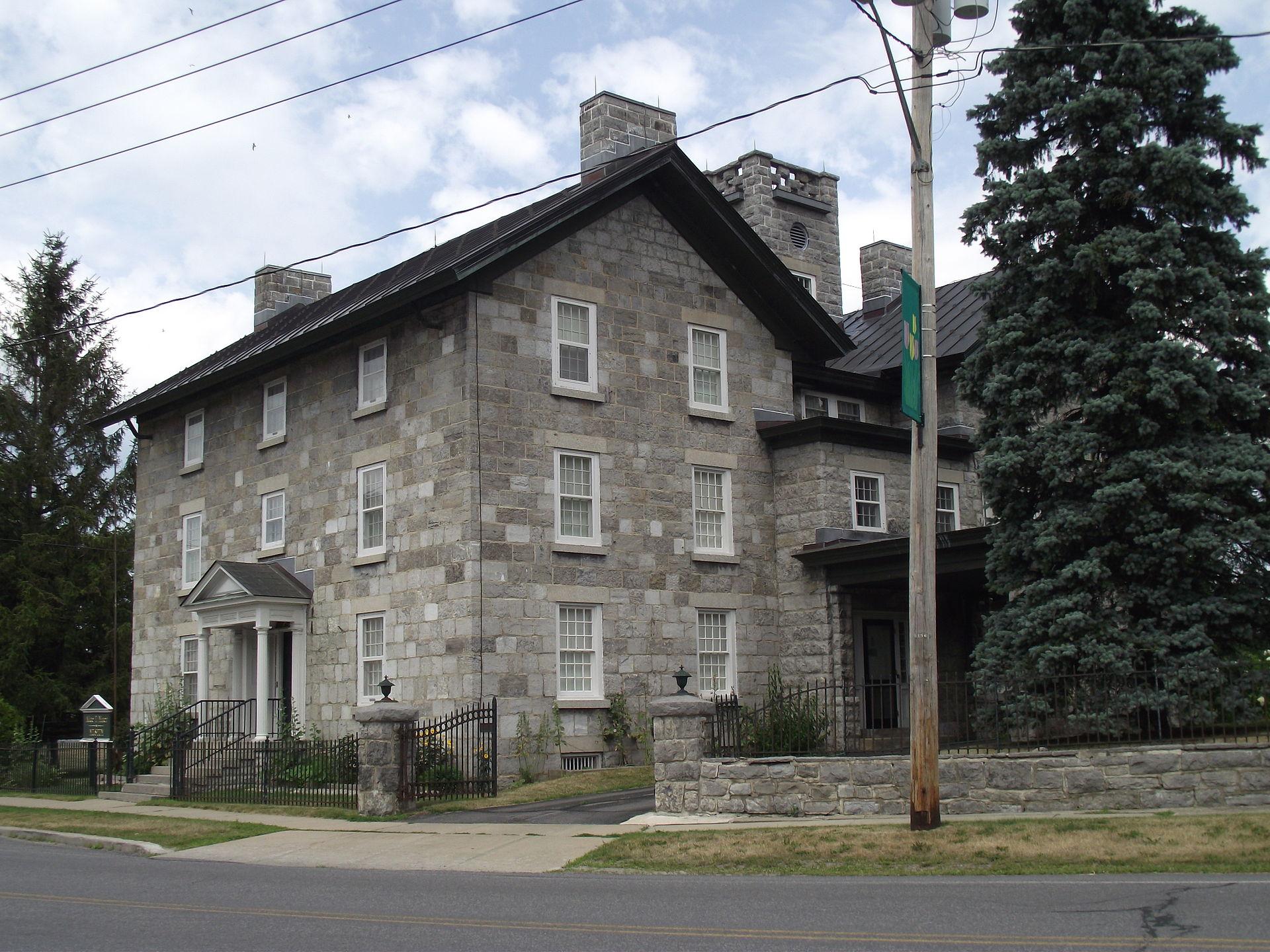 The Alice T. Miner Museum