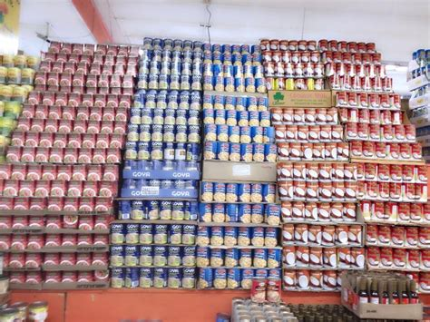 Imported Can Products