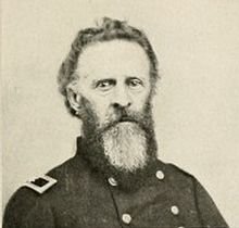 Philip St. George Cooke. Photo taken soon after the Civil War broke out.